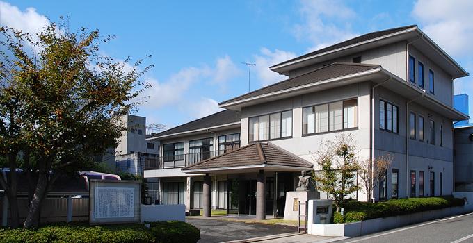 現在の義倉社屋
